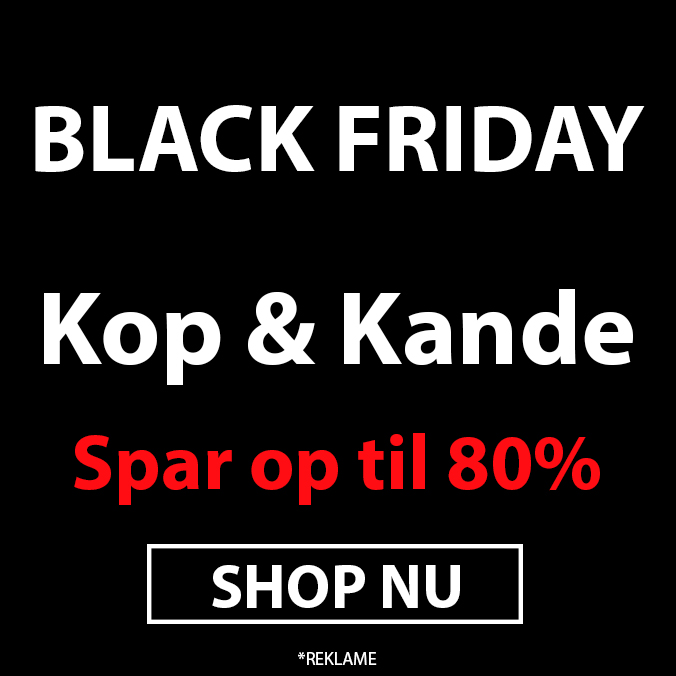 Kop & Kande Black Friday